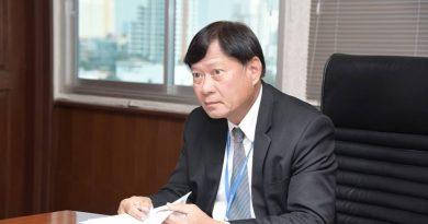 สำนักงานโทรคมนาคม กระทรวงกิจการภายในและการสื่อสาร ประเทศญี่ปุ่น เยี่ยมอธิบดีกรมทรัพยากรน้ำ